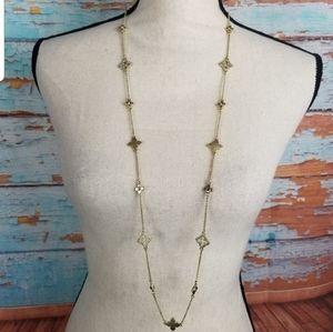 Lia sophia jacqueline necklace and earring set